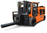 Carer Electric Forklift Advantage