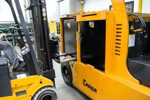 Carer Electric Forklift Blog