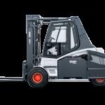 A80/900X Electric Forklift | Carer Electric Forklifts
