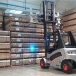 Carer Electric Forklifts Launches new Tech
