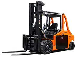 F60-80HD_Electric Forklift