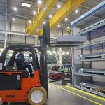 Z70H_Carer_Forklift_Automotive_Industry