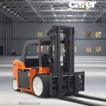 The CARER Z series 100-160 H electric forklift model